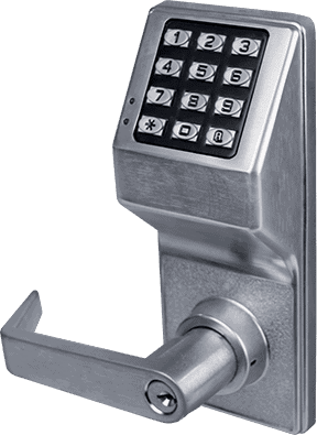 commercial keypad lock in Hermitage, TN