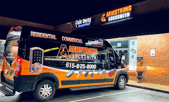 Helping Our Community As Your Affordable Locksmith in Nashville